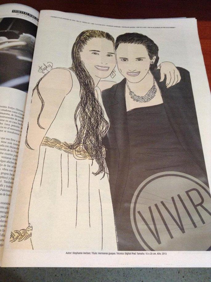Segunda ilustración VIVIR