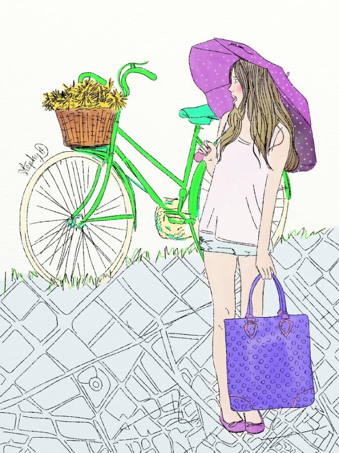 En bici por BCN
